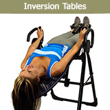 Inversion Table Therapy, Teeter Hang Ups