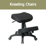 Kneeling Chairs Knee Chair Backless Back Support