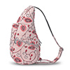 Pintuck Floral - Ameribag Healthy Back Bag