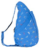 Ameribag Healthy Back Bag Distressed Nylon Dragonfly