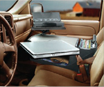 Truck Computer Workstation, Car Laptop Desk, Auto Exec Mobile Office