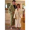 Soybean Cotton Robe - Natural Robe by Dreamsacks