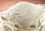 Silk Filled Comforters - Summer Warmth