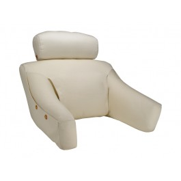 Bed Lounger Bed Rest Pillow With Arms Downunderchicago