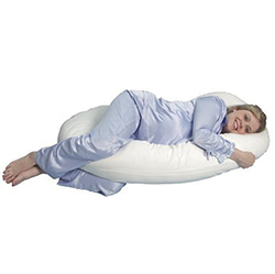 Snoogle Deluxe Total Body Pillow