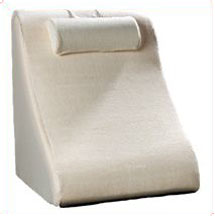 Bed Wedge - Memory Foam Back Support Cushion