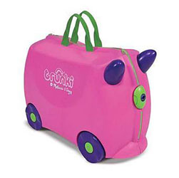 Trunki Trixie - Rolling Kid's Luggage