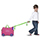 Trunki Kids Rolling Luggage
