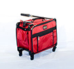 Sewing Machine Luggage on Wheels, Tutto Sewing Trolley Bag
