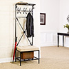 Entryway Storage Rack / Bench Seat