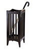 Slatted Umbrella Stand Portand