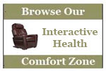 Interactive Health Comfort Zone - Massage Chairs, Human Touch Robotic Massage Chair, iJoy Massage chair, The Perfect Chair, Electric Perfect Chair PC 095, Perfect Chair PC-8, Perfect Chair Touch Sonic PC-097 and More...