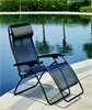 Faulkner Outdoor Lounger XLarge Black Mesh