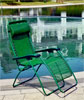 Faulkner Zero Gravity Chair Green Mesh
