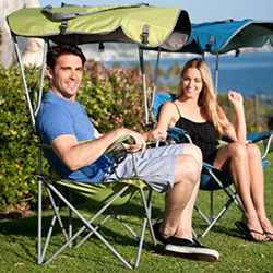 Folding chair canopy in Outdoor Furniture - Compare Prices, Read