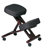 Ergonomic Knee Chair with Memory Foam Seat and Knee Cushion - KCW773 & KCW778