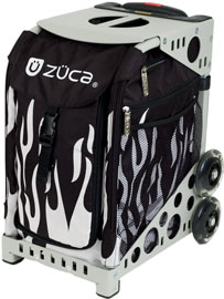 Zuca Forged Bag with Frame Flashing Wheelset