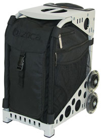 Zuca Stealth Bag with Frame Flashing Wheelset