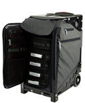 Zuca Pro Artist Case - Graphite Gray/Black